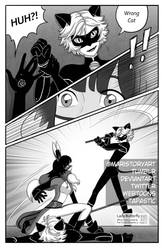 LadyButterfly Page Six (chapter4) by MariStoryArt