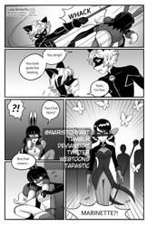 LadyButterfly Page Seven (chapter4) by MariStoryArt