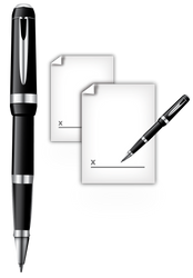 Generic Pen Vector Design by Xavisavvy