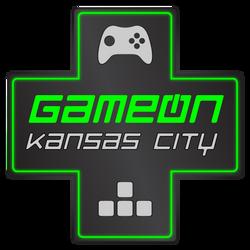 GameOnKC Logo by Xavisavvy