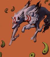 Amaterasu by SquirrelHunter17