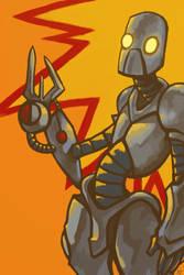 Robot Supreme by SquirrelHunter17