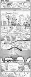 Left 4 Dead: Combo Attacks by ashcomics