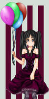 Balloons by kure-chanih