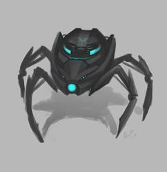 Cyberpunk Character Design by maudt