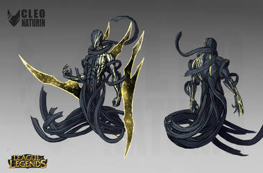 Blight Fall Nocturne - Concept by Kanoro-Studio