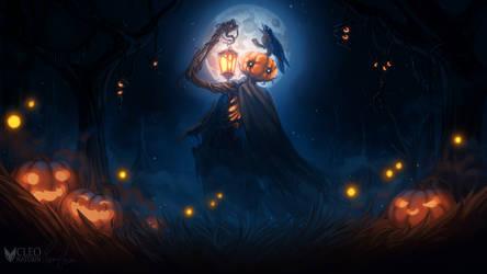 Spooky Spooky Halloween 2018! by Kanoro-Studio