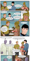 Star Trek ENF Comics is Available by TheRafaLee