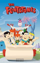 The Flintstones Poster by JFulgencio