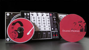 Dilated Peoples Packaging by tipcupcreations