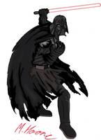 Vader by Moemoore