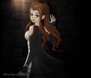 [OnS] LTAT: Beautiful Monster by AshianaAquaris