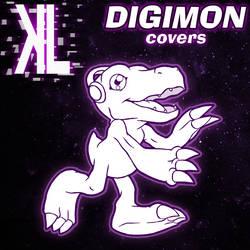 Kondrashov's Lair - Digimon Covers by TwisterTH