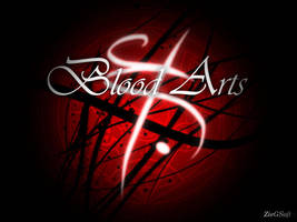 Blood Arts Title ScreeN by evolz01
