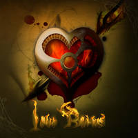 Love Burns - CD Cover by evolz01