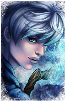 Jack Frost by DigiAvalon