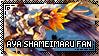 Aya Shameimaru Fan Stamp by Captain-Chompers