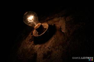 Light in the Dark by Leitman