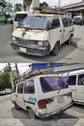 Rusty van by zynos958
