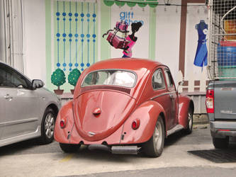 Not just a simple Bug by zynos958