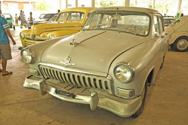Classic Volga by zynos958