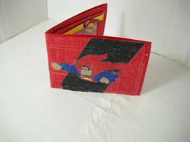 Superman wallet by futureprodigy24
