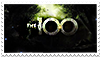 The 100 stamp by futureprodigy24