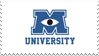 Monsters University Stamp by futureprodigy24