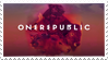 One Republic Stamp by futureprodigy24