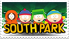 South Park Stamp by futureprodigy24