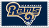 Los Angeles Rams Stamp by futureprodigy24