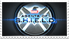 Agents Of Shield Stamp by futureprodigy24