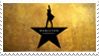 Hamilton An American Musical Stamp by futureprodigy24