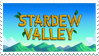 Stardew Valley Stamp by futureprodigy24