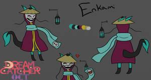 Enkami Reference [DREAMCATCHER OCT] by weltschmerz-drachen
