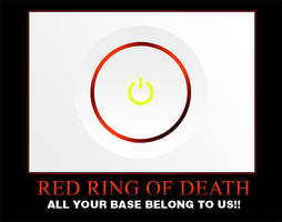 All your Base Red Ring Death by 2barquack