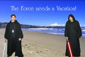 Jedi and Sith Resort by 2barquack
