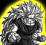 Goku SSJ3 Evil by 2barquack
