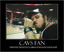 Angry Cavs Fan by 2barquack