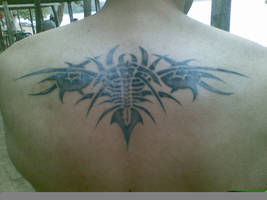 Trilobite Tattoo Design by JuanIglesias90