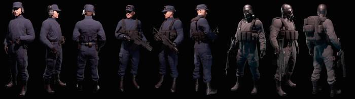 Soldiers by MasterDoodleJoe80062