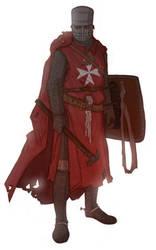 Knight of the Cross by MasterDoodleJoe80062