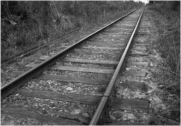 The Old Railroad by ObscureLilium