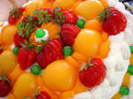 Amazing Cake 2 by Kittineko