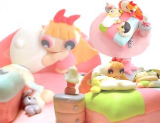 Father'sDay06: PowerPuff Girls by Kittineko
