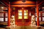Epcot China Stock 15 by AreteStock