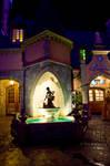 MK Fantasyland Night Stock 8 by AreteStock