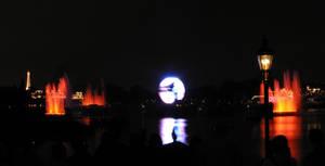 Epcot Illuminations Stock 12 by AreteStock