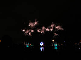 Epcot Illuminations Stock 13 by AreteStock