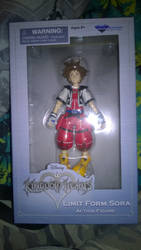 Kingdom hearts figures part 2 by Kingdomhearts1994